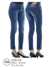 Celana Panjang Wanita Jeans 329-55