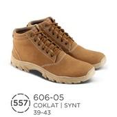 Sepatu Boots Pria Synt 606-05