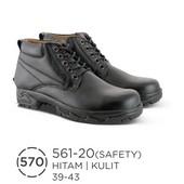 Sepatu Safety Pria Kulit 561-20