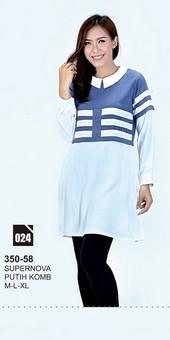 Atasan Azzurra 350-58
