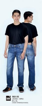 Celana Jeans Pria 502-35