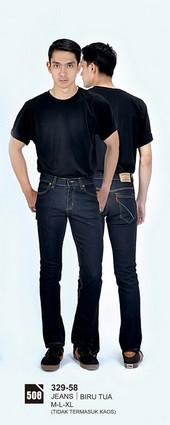 Celana Jeans Pria 329-58