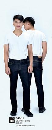 Celana Jeans Pria 346-11