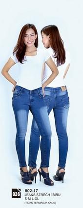Celana Panjang Wanita 502-17