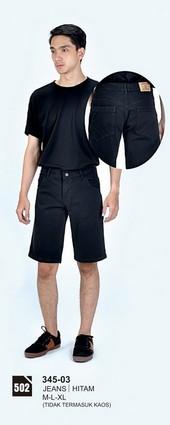 Celana Pendek Pria Azzurra 345-03