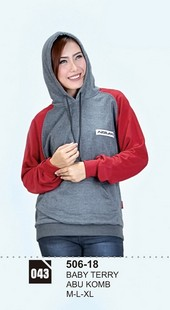 Jaket Wanita Azzurra 506-18