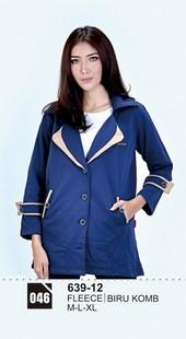 Jaket Wanita Azzurra 639-12