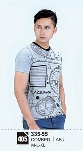 Kaos T Shirt Pria 335-55