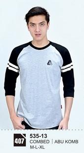 Kaos T Shirt Pria 535-13