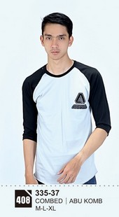 Kaos T Shirt Pria 335-37