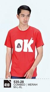 Kaos T Shirt Pria 535-28
