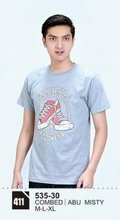 Kaos T Shirt Pria 535-30