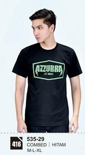 Kaos T Shirt Pria 535-29