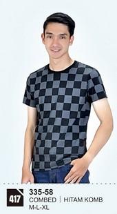 Kaos T Shirt Pria 335-58