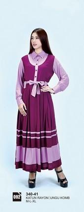Long Dress Azzurra 340-41