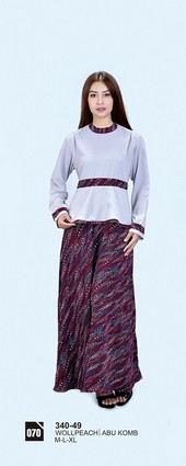 Long Dress 340-49