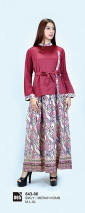 Long Dress 643-06