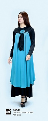 Long Dress 586-11