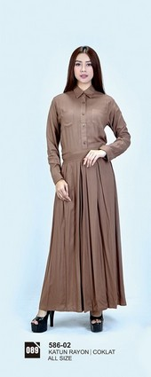 Long Dress 586-02