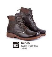 Sepatu Boots Pria Azzurra 627-05
