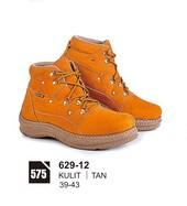 Sepatu Boots Pria Azzurra 629-12