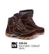 Sepatu Boots Pria Azzurra 629-04