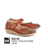 Sepatu Casual Wanita 662-02