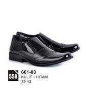 Sepatu Formal Pria Azzurra 661-03