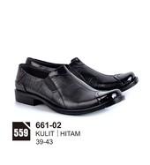 Sepatu Formal Pria Azzurra 661-02