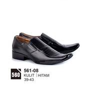 Sepatu Formal Pria Azzurra 561-08