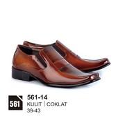 Sepatu Formal Pria Azzurra 561-14