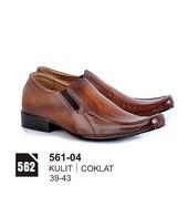 Sepatu Formal Pria Azzurra 561-04