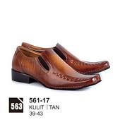 Sepatu Formal Pria Azzurra 561-17