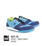 Sepatu Olahraga Pria Azzurra 627-18