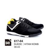 Sepatu Olahraga Pria Azzurra 617-04