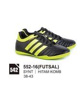 Sepatu Olahraga Pria Azzurra 552-16