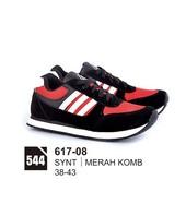 Sepatu Olahraga Pria Azzurra 617-08