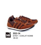 Sepatu Olahraga Pria 552-14