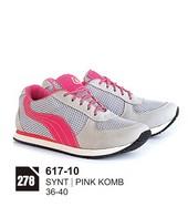 Sepatu Olahraga Wanita 617-10