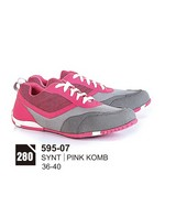 Sepatu Olahraga Wanita 595-07