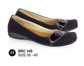 Flat Shoes Baricco BRC 349