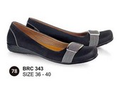Flat Shoes Baricco BRC 343