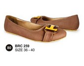 Flat Shoes Baricco BRC 259