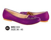 Flat Shoes Baricco BRC 933