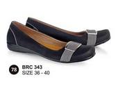 Flat Shoes BRC 343