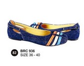 Flat Shoes BRC 936