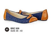 Flat Shoes BRC 926