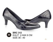 High Heels Kulit BRC 312