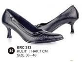 High Heels Kulit BRC 313