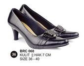 High Heels Kulit BRC 068